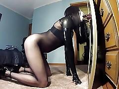 Stocking porn videos - twink gangbang tube